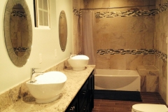 Bathroom and shower remodels