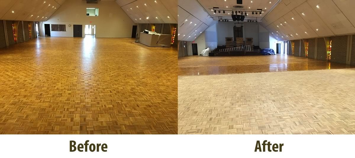 Wood Floor Refinishing in Phoenix AZ